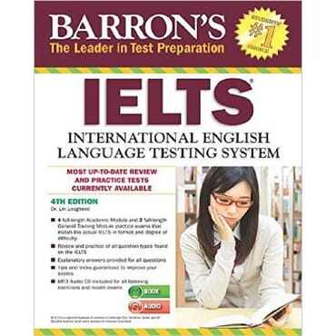 Barron's IELTS 5th edition