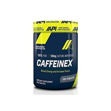Api CAFFEINEX 100 Mg Caffeine 200 Tablet Brand:Api|Similar prod