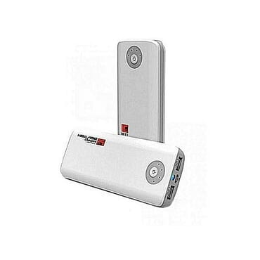 New Age New Age 15600mAh Y29 Power Bank - White)