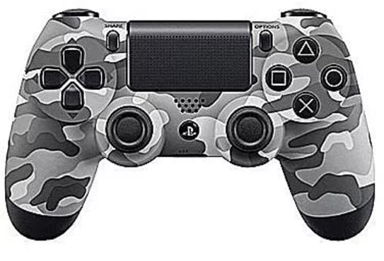 Universal PS4 Pad - Dualshock 4 Wireless Controller - Army (Urban)
