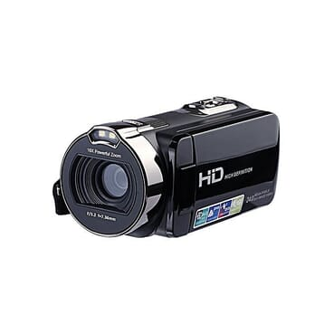Generic Camcorder Digital Video Camera 24MP Full HD 16x With 2.7 Inch Rotating LCD Screen