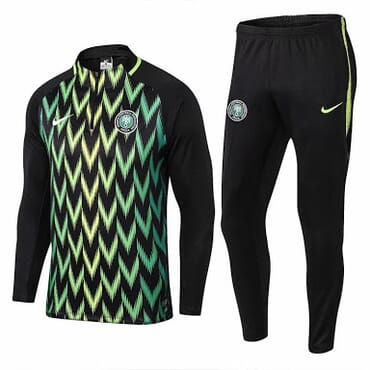 NIGERIAN 2018 WORLD CUP TRACKSUIT