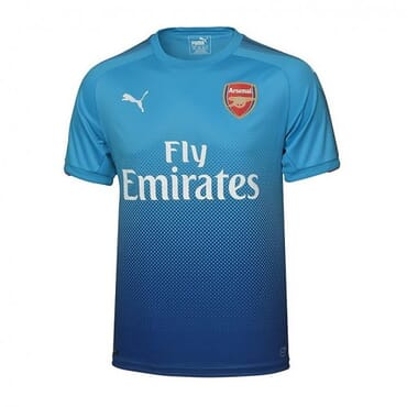 2017/2018 Puma Arsenal Authentic Alternative Kit