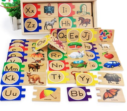 Melissa and Doug Alphabet puzzle
