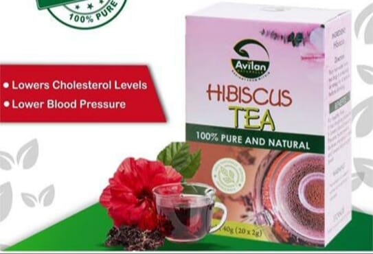 Avila Naturalle (Hibiscus tea)