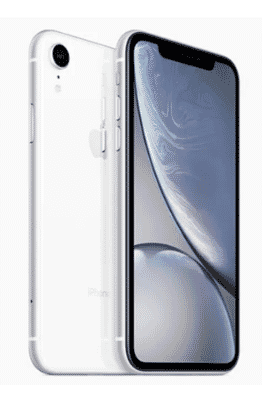 Apple iPhone-XR - 64GB - White