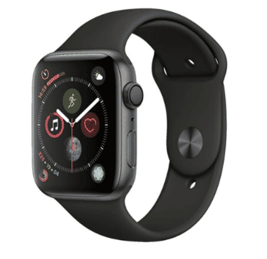 Apple Watch Series 4 - 44mm - Black - GPS Only