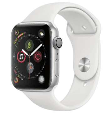 Apple Watch Series 4 - 40mm - Silver - GPS Only
