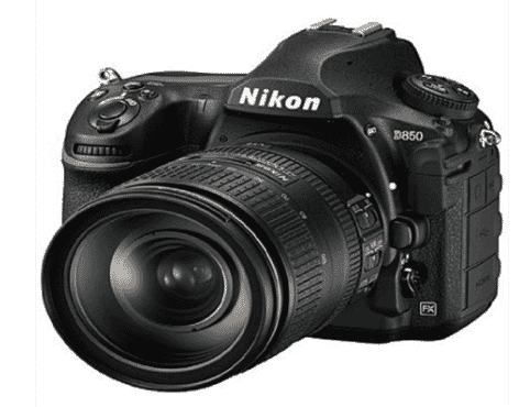 Nikon D850 DSLR Professional Camera