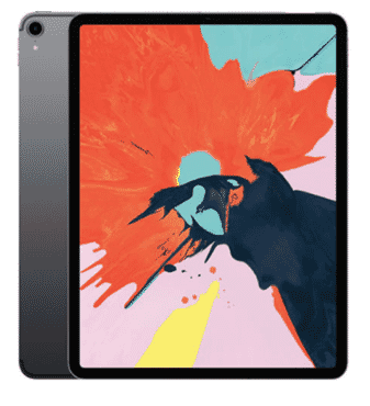 Apple iPad Pro 12.9 (2018) - (512GB, 4GB RAM)