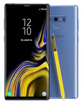 Samsung Galaxy Note 9 (512GB, 6GB RAM) - Ocean Blue - Dual Sim