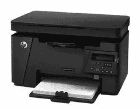 HP Laserjet Pro M125a Printer - Black And White
