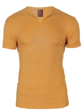 1-245 Yellow Body Size T.Shirt