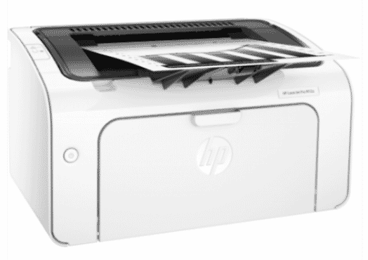 HP Laserjet Pro M12a Black & White Printer