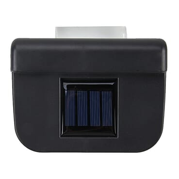 Solar Car Windshield Automatic Cooling Fan Car Cooling Fan Air Vent Auto Fan Solar Car Auto Cool Fan Cooler Vehicle Air Vent Radiator With Rubber Strip