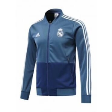 REAL-MADRID ANTHEM JACKET BLUE