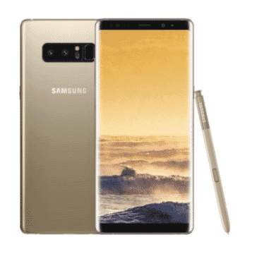 Samsung Galaxy Note 8 (64GB, 6GB RAM) - Dual Sim