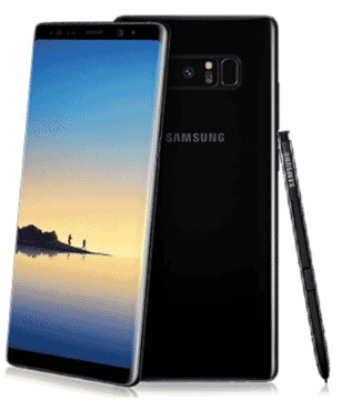 Samsung Galaxy Note 8 (64GB, 6GB RAM) - Single Sim