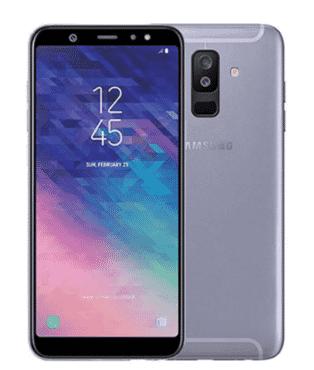 Samsung Galaxy A6+ (2018) - 64GB/4GB RAM - Dual Sim