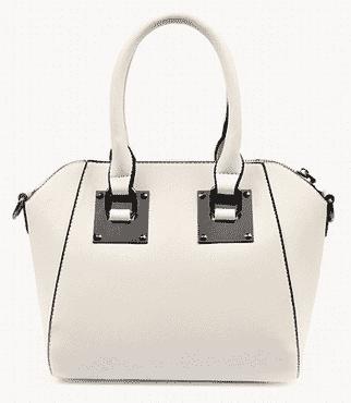 August Wish Isabel Women's Bowery Leather Handbag
