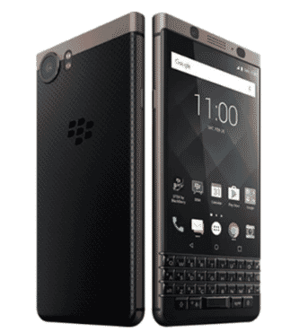Blackberry Keyone (64GB, 4GB RAM) - Dual Sim - Bronze Edition