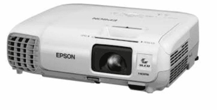 Epson EB S27 LCD Projector (2700 Lumen,800X600)