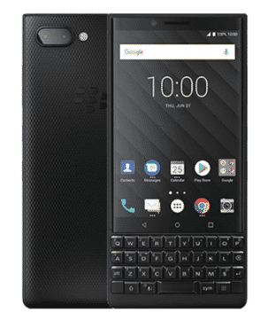 Blackberry Key2 (64GB, 6GB RAM) - Dual Sim