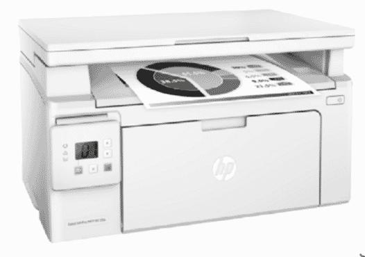 HP laserjet M130A MFP