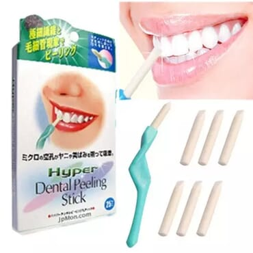 Hyper Dental Peeling Stick + 25pcs Cleaning Eraser