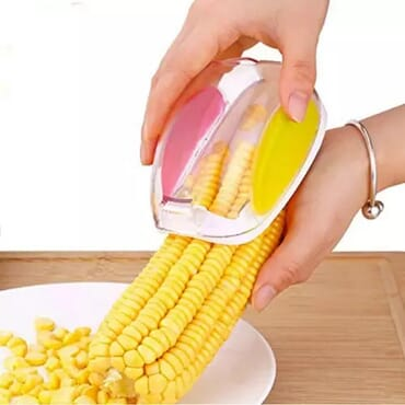 Corn Stripper Corn Threshing Device Cob Remover