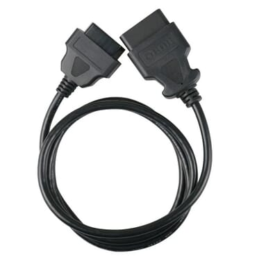 16 Pin Obd2 Extension Car Cable Connector Adapter