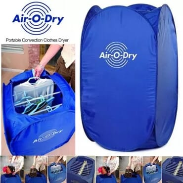 Air O Dry Portable Clothes Drying Machine