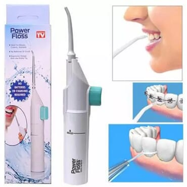 Portable Power Floss