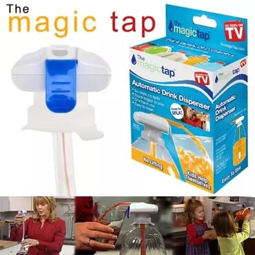 Magic Tap Automatic Water & Drink Dispenser