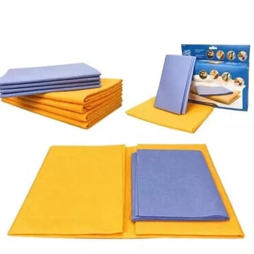 Multi-purpose Super Absorbent Cleaning Towel Cloth