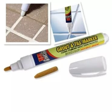 Grout Aide Grout Paint And Tile Marker Pen
