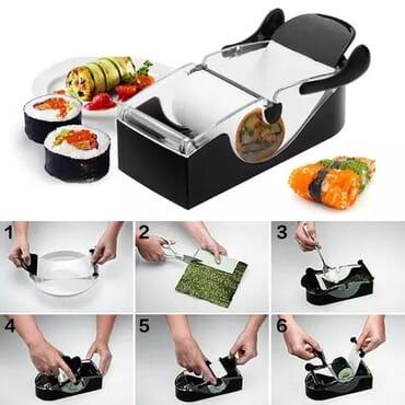 Perfect Magic Roll Sushi Maker