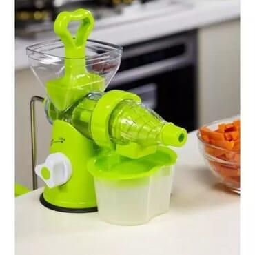Multi Function Manual Hand Juicer Machine