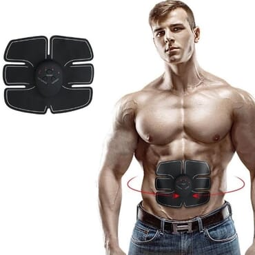 Six Packs ABS Trainer EMS Muscle Stimulator - Single