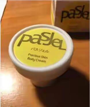 Pasjel cream