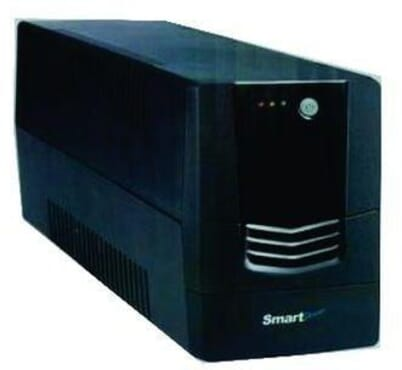 Smart Power 650VA UPS With Excellent Microprocessor Control