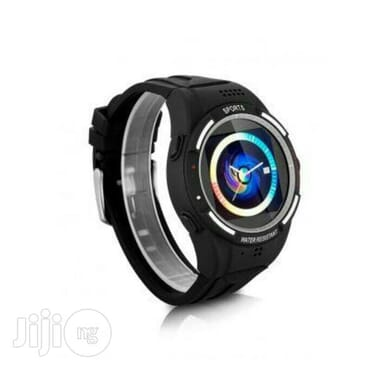 New Sports Smart Watch For Android IOS Black