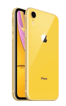 Apple iPhone Xr - 128GB - 1 Year Warranty - Yellow