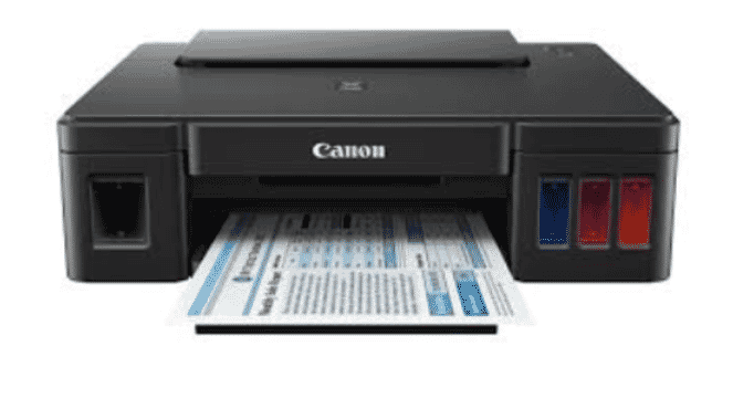 Canon Pixma G1400 Ink Tank System Print only