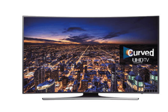 Samsung 6Series Curved 4K UHD Smart LED Television