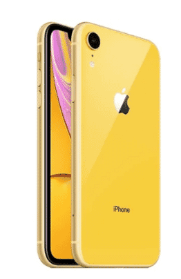 Apple iPhone Xr - 64GB - 1 Year Warranty - Yellow
