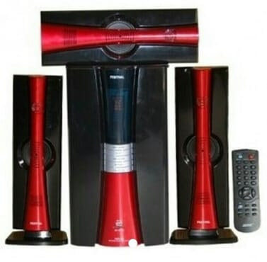 Festival Home Theater Sub-woofer System - FST R-3