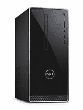 Dell Inspiron 3650 Intel Core I5 (8GB,1TB HDD) Windows 10 Mini Tower Desktop PC
