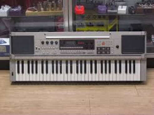casiotone CT7000