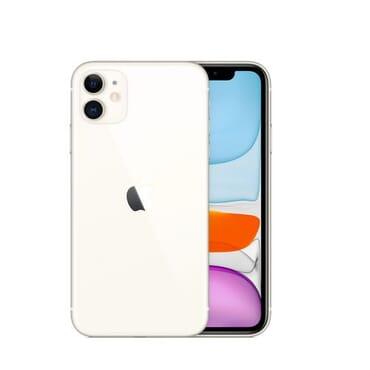 UK USED Apple IPhone 11 6.1-Inch Liquid Retina LCD (4GB RAM, 64GB IOS 13, (12MP+12MP)+12MP 4G LTE Smartphone